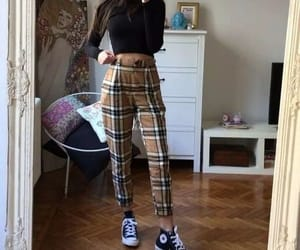 90's, girl, and converse image