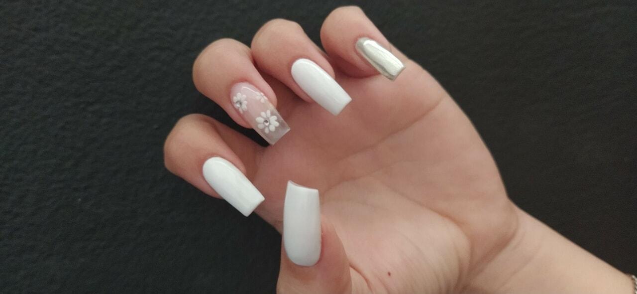 #νυχια #nails #design #flower #beauty #love #summer