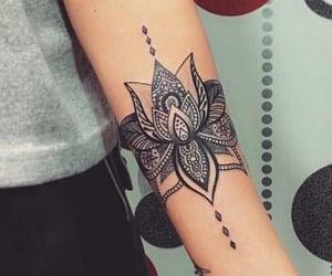tattoo girl, tatuagem, and tattoo inspiração image