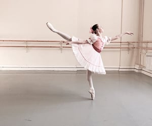 ballerina, vaganova, and vba image