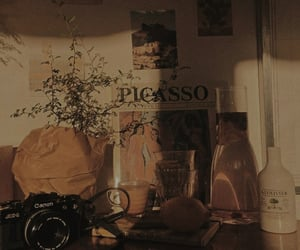 aesthetic, art, and picasso image
