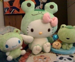 hello kitty, cute, and sanrio image