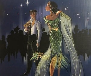couple, princess, and princesse image