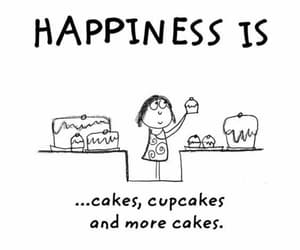 cakes, cupcakes, and happiness image
