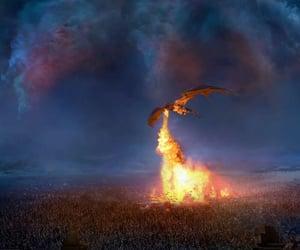 cinema, dragon, and fantastic image