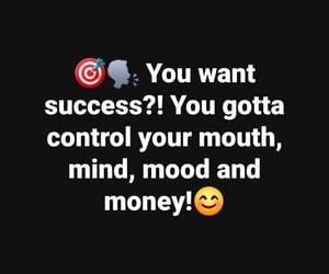 attitude, life, and money image