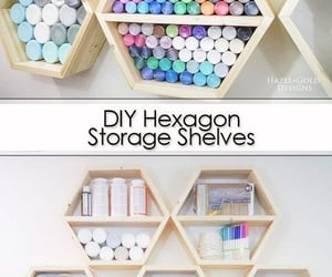crafts, pallets, and diy image