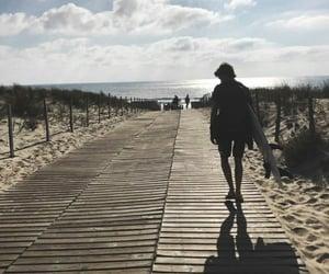 skam belgium, beach, and teen image