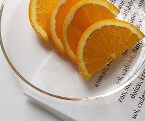 food, aesthetic, and orange image