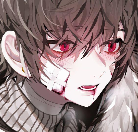 anime, illustration, and anime icon image