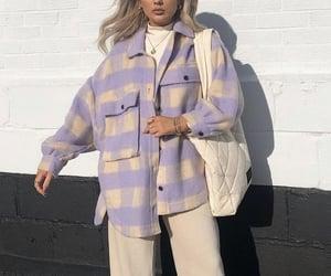 fashion, aesthetic, and purple image