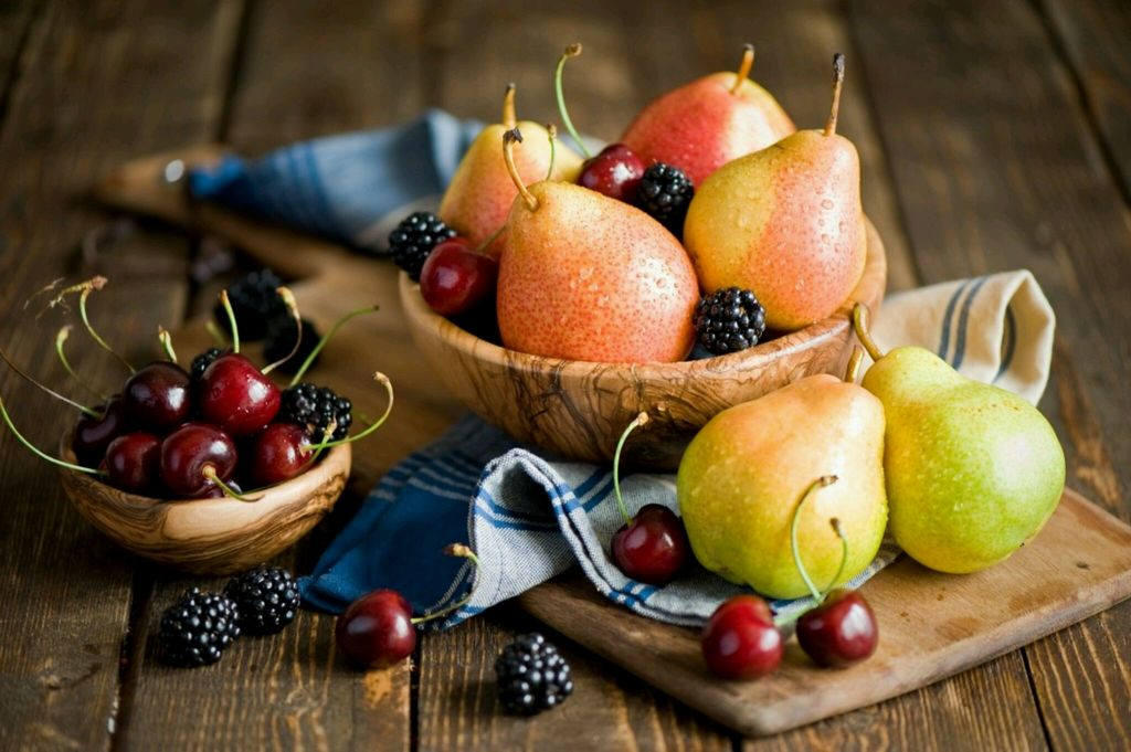 article, cherry, and food image
