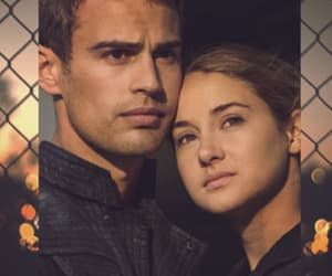 wallpapers, divergent, and divergente image