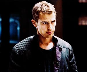 divergent, theo james, and divergente image