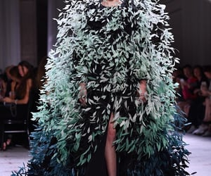 black, haute couture, and Givenchy image