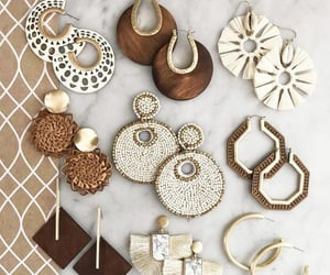 basket, gold, and jewelry image