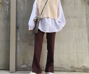 aesthetic, clothes, and korean image