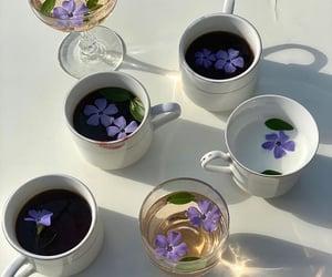 aesthetic, tea, and coffee image