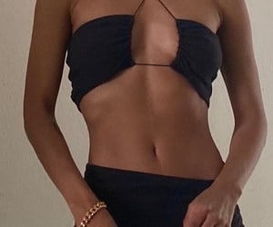 black, body, and gold image