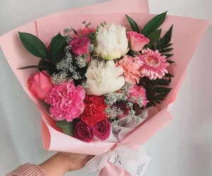 beauty, bouquet, and flower image