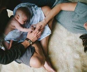 family, jared padalecki, and baby image