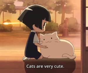 cat, anime, and cute image
