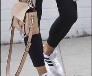 adidas, basket, and fashion image