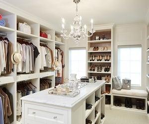 closet, decor, and design image