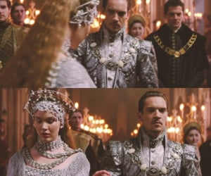 Jonathan Rhys Meyers, tv show, and history historical image