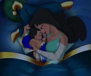 aladdin, families, and princess image