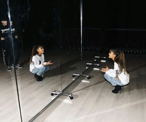 dw, ariana, and grande image