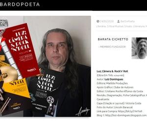 luiz domingues, editora matilda, and clube de autores image