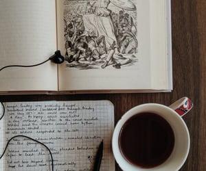 academia, aesthetics, and grunge image
