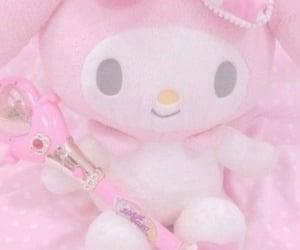 pastel, pink, and kawaii image
