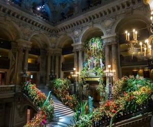 art, paris, and event image