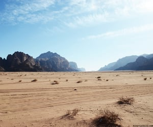 jordan, wadirum, and travel image