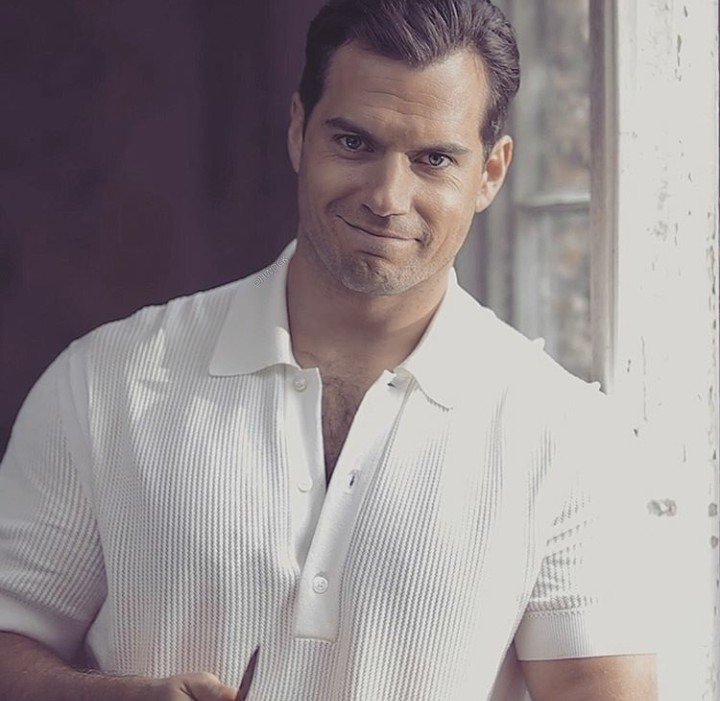 article, gorgeous, and Henry Cavill image