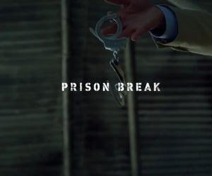 prison break, michael scofield, and alex mahone image