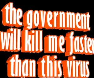 art, kill, and virus image