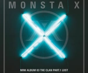 monsta x, monsta x icons, and monsta x album image