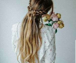 girls and hair style image