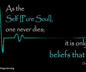belief, self, and soul image