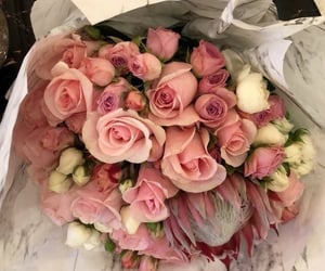 classy, luxury, and flowers image