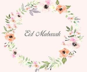 eid mubarak, happy eid, and عيد مبارك image