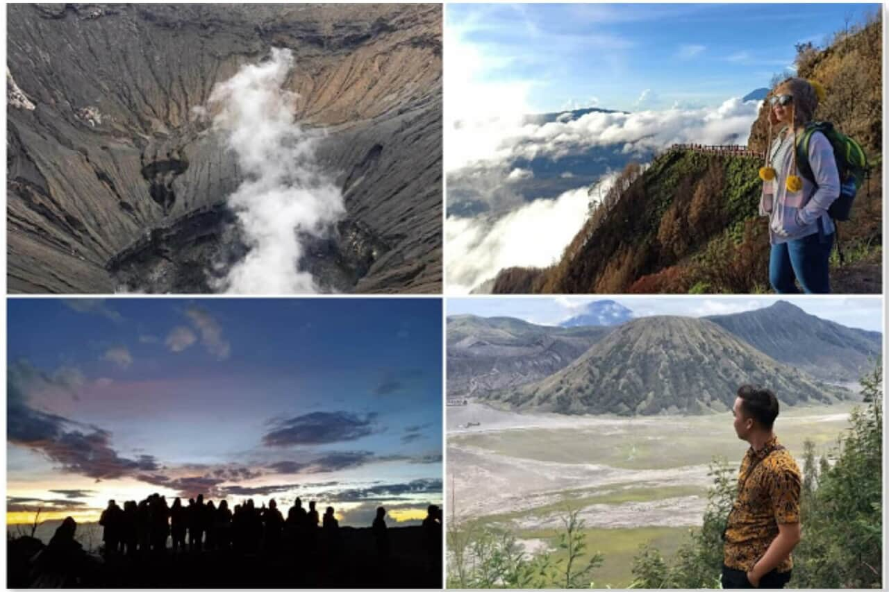 article, volcano, and indonesia image