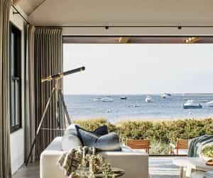 architecture, interiors, and sea image