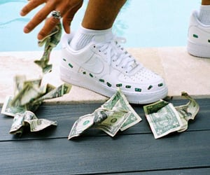 air force, dollars, and money image
