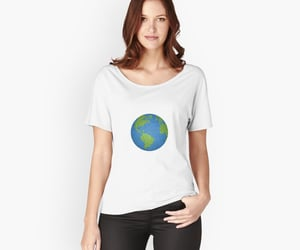 earth, fashion, and map image