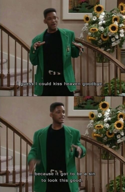 will smith, funny, and fresh prince of bel air image
