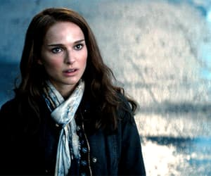 film, Marvel, and jane foster image